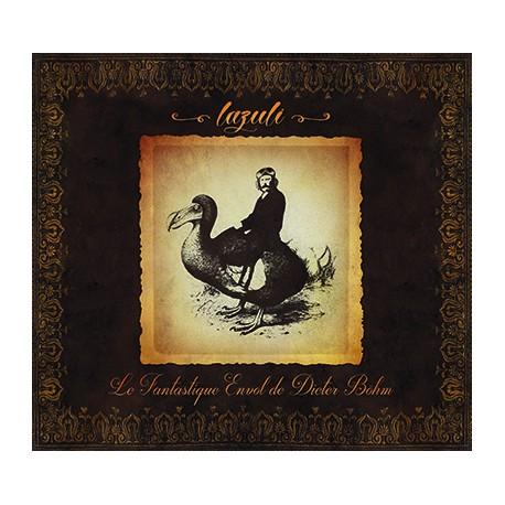 LAZULI - Le fantastique envol de Dieter Böhm LP