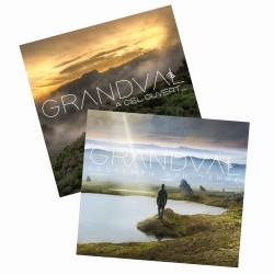 GRANDVAL - Pack 2 CD