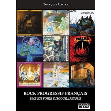 Livre - Rock Progressif Français