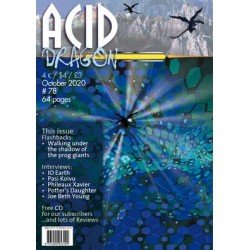 ACID DRAGON Octobre 2020 (Magazine)