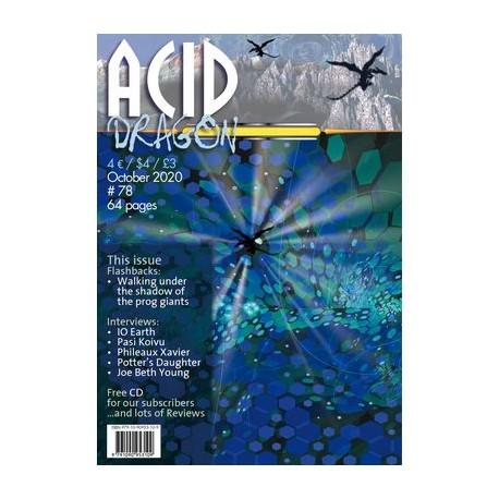 ACID DRAGON Octobre 2020 (Magazine)